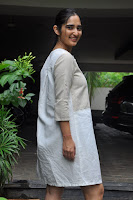 Radhika Cute Young New Actress in White Long Transparent Kurta ~  Exclusive Celebrities Galleries 001.JPG