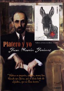 LECTURA PLATERO Y YO