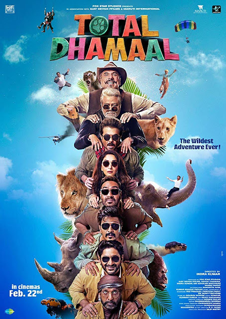 Review film Total Dhamaal (2019)