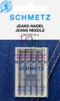 aguja tejanos jeans domestica 135 705 H J
