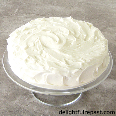 Carrot Cake - Instant Pot - with Cream Cheese Frosting / www.delightfulrepast.com