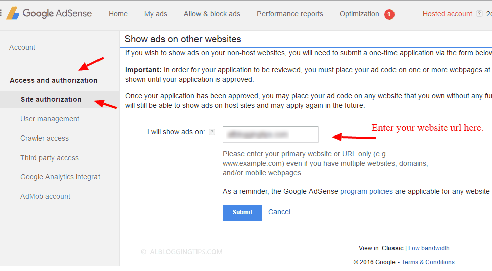 adsense-hosted-to-non-hosted-upgradation-process-in-hindi