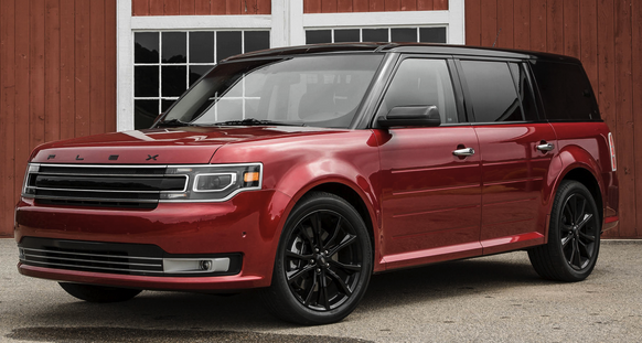 2018 Ford Flex 3.5L EcoBoost AWD Review