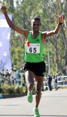 Ethiopians dominate 2011 Obudu Mountain Race 1
