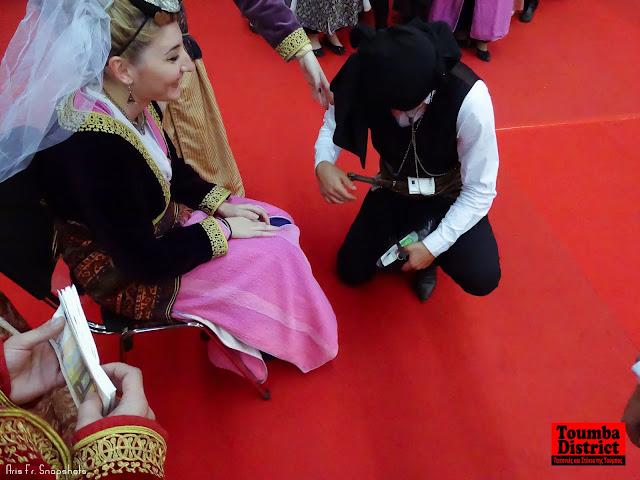 Αναβίωση Ποντιακού Γάμου Παγκρήτια Έκθεση