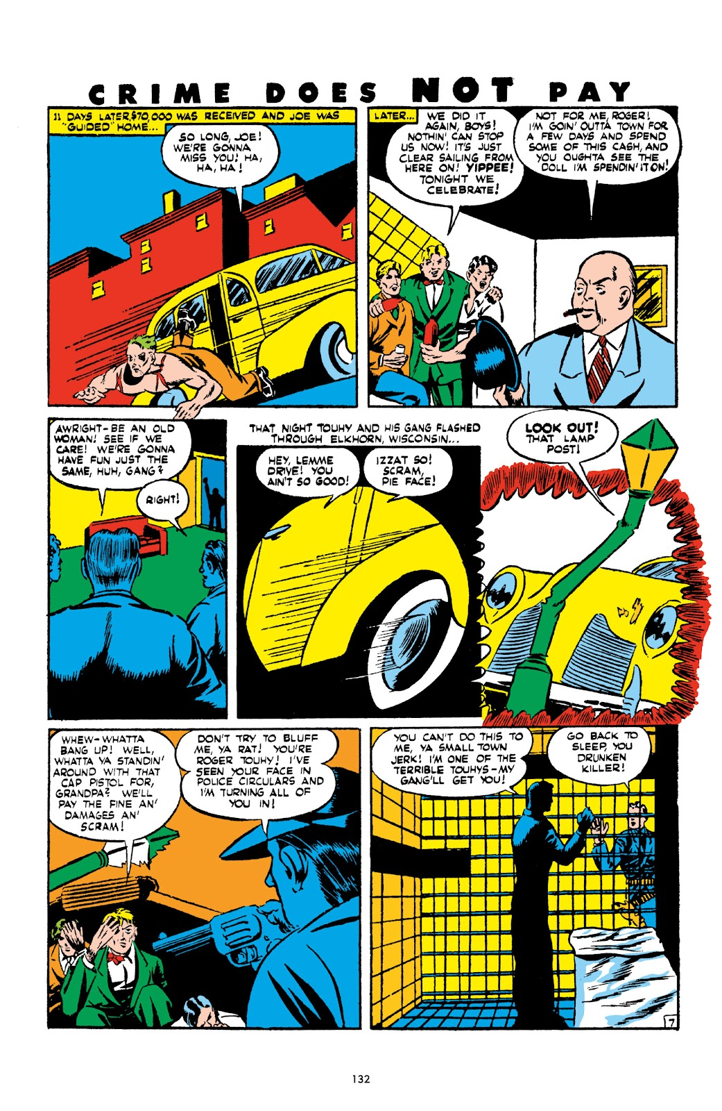 Read online Crime Does Not Pay Archives comic -  Issue # TPB 2 (Part 2) - 32