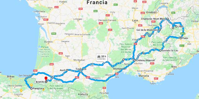 Los Alpes y Valle de Aosta en autocaravana recorrido | caravaneros.com