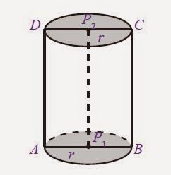 Pengertian dan Unsur-unsur Tabung serta Contoh Benda yang berbentuk Tabung