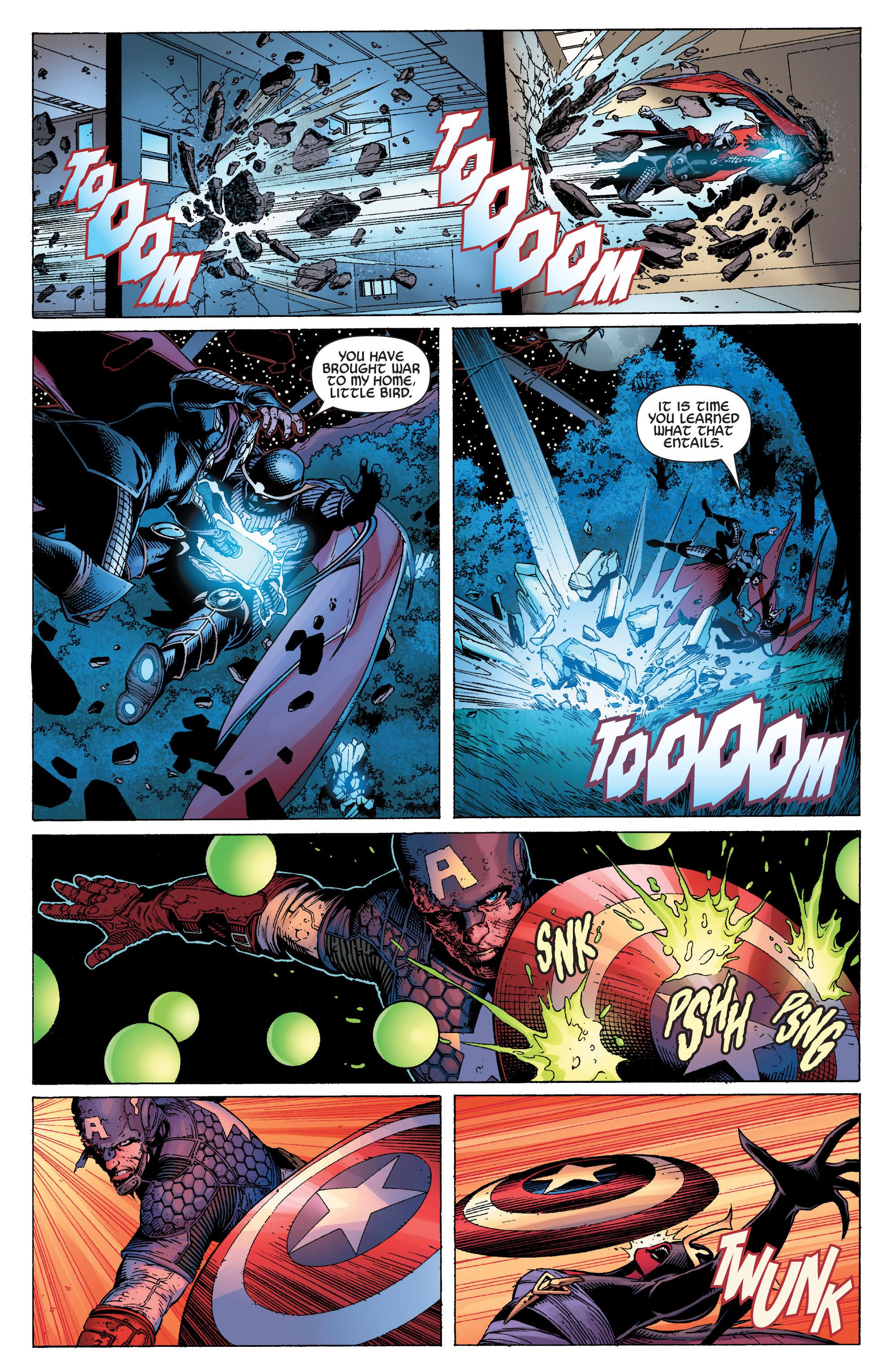 Read online Uncanny Avengers (2012) comic -  Issue #16 - 11