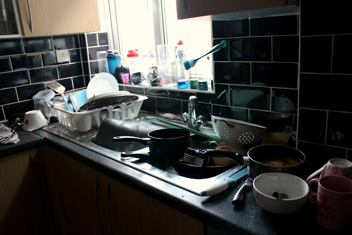 the realities of student living from a second year psychology student
