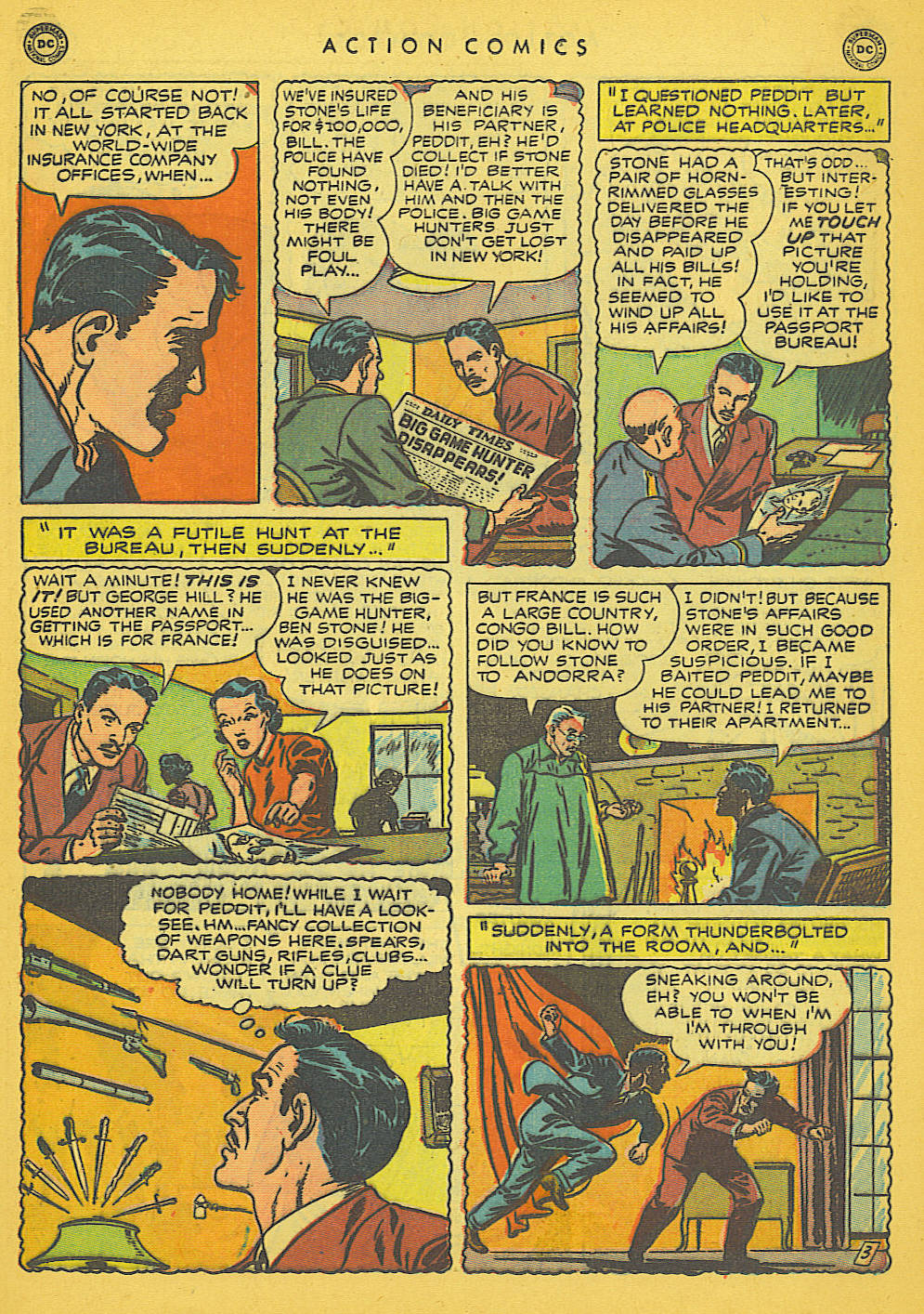 Read online Action Comics (1938) comic -  Issue #142 - 28