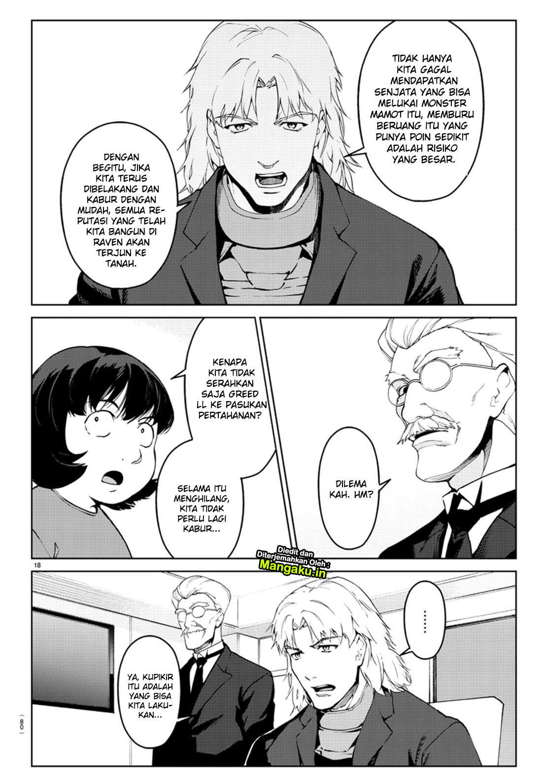 Darwin's Game Chapter 71-20