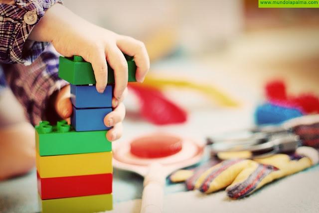 Infancia publica las listas definitivas de menores admitidos en las Escuelas Infantiles del Gobierno