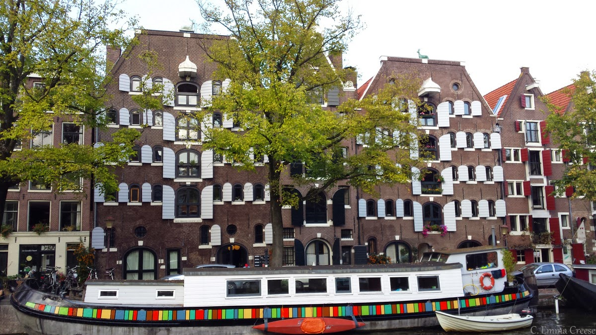Friday figments and photos; the Amsterdam edition