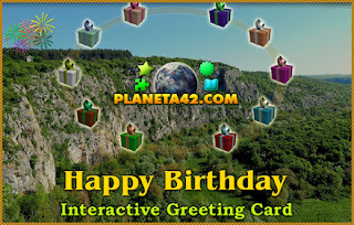 Happy Birthday Online Game