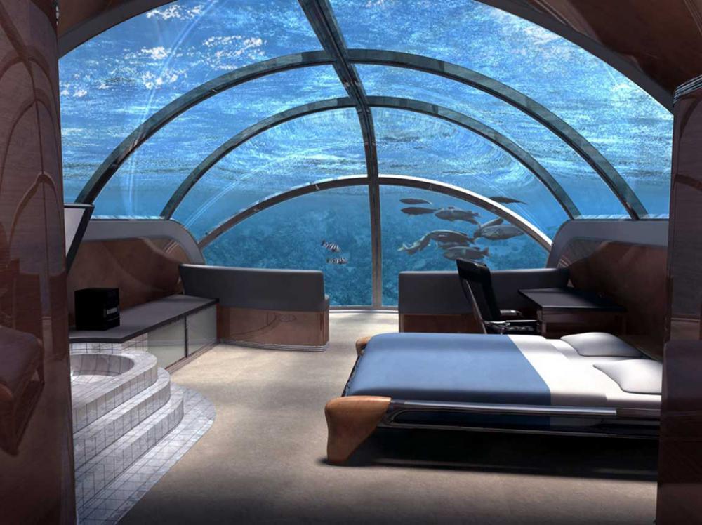 Passion For Luxury Conrad Hilton Maldives