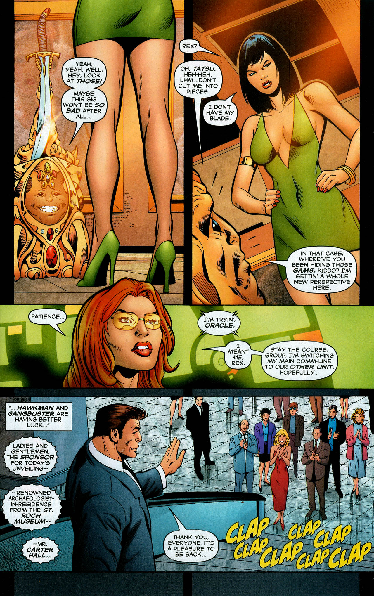 Read online Trinity (2008) comic -  Issue #11 - 20