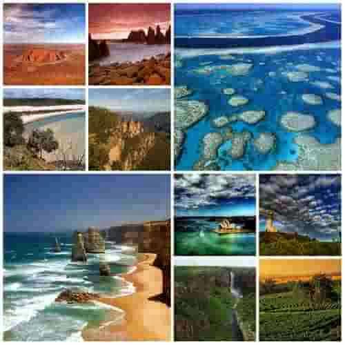Достопримечательности Австралии обзор