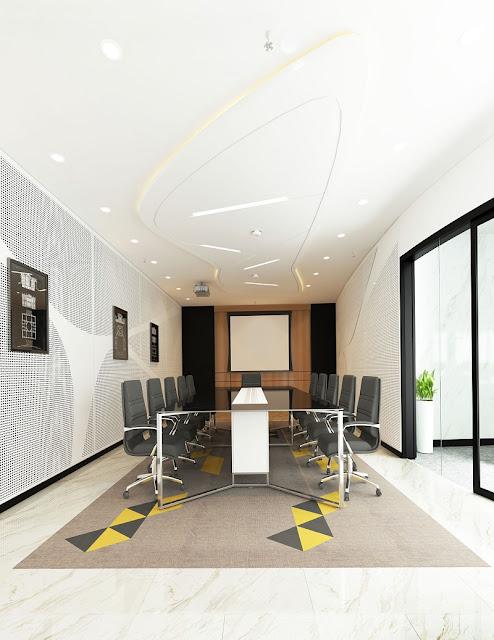 Lợi ích không nhỏ từ việc thiết kế nội thất phòng họp đẹp - H1