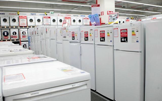 Παραπλανητική σήμανση ενεργειακής κατανάλωσης σε οικιακές συσκευές