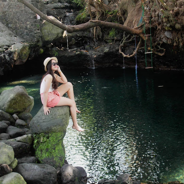 Wisata jogja Blue Lagoon, Sendang tirta budi