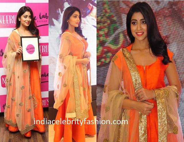 Shriya Saran in Neeru's Anarkali