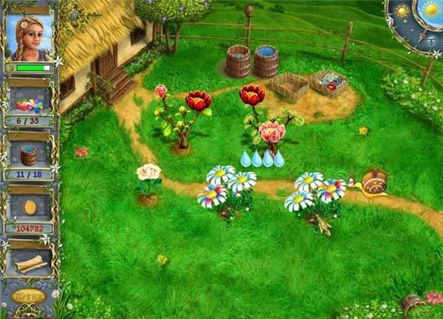 لعبة المزرعة السحرية Magic Farm كاملة للبنات
