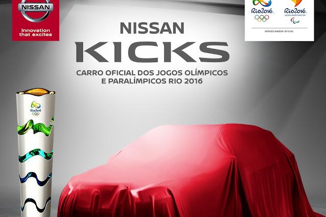 Nissan activa su patrocinio de la antorcha olímpica