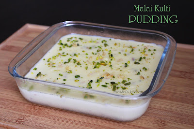 KULFI PUDDING RECIPE IN MALAYALAM