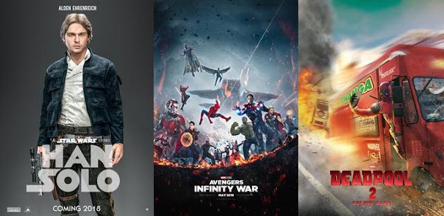 rekomendasi Film Action 2018 terbaru terbaik