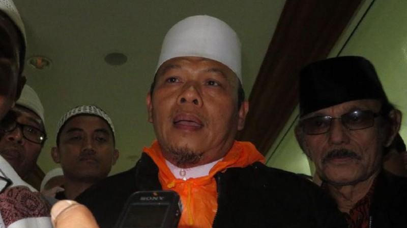 Sekjen FUI Al-Khaththath ditangkap polisi
