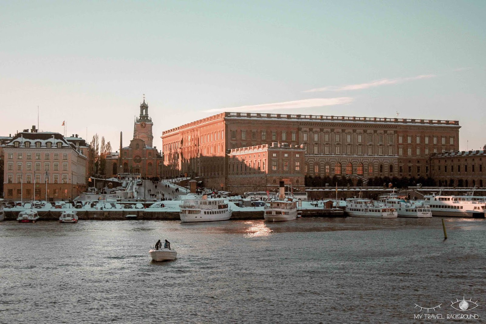 My Travel Background : Visiter Stockholm, mes immanquables - Palais Royal