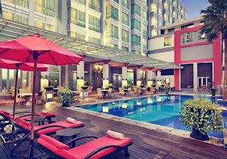 hotel mercure, Klasik, Unik, dan Lengkap