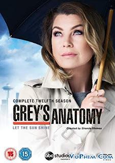 Phim Ca Phẫu Thuật Của Grey Phần 12-Grey's Anatomy Season 12 (2015) [Full HD-VietSub]