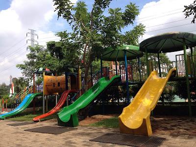 playground skyworld tmii