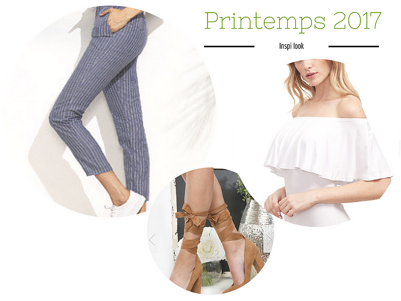 Printemps 2017 - Idée Look & Wishlist