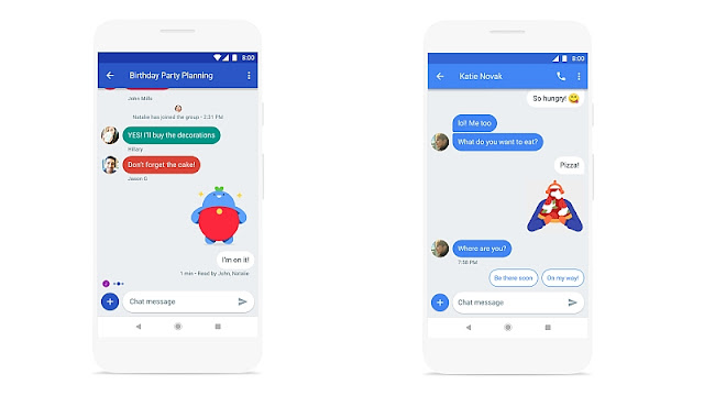 Google Chat Service a Precious Gift to Cybercriminals and Government Spies: Amnesty