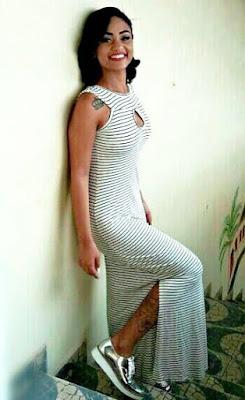 Blogueira Amanda Alves