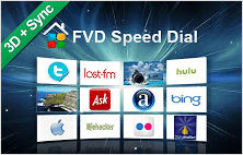 Speed dial extension for Google Chrome