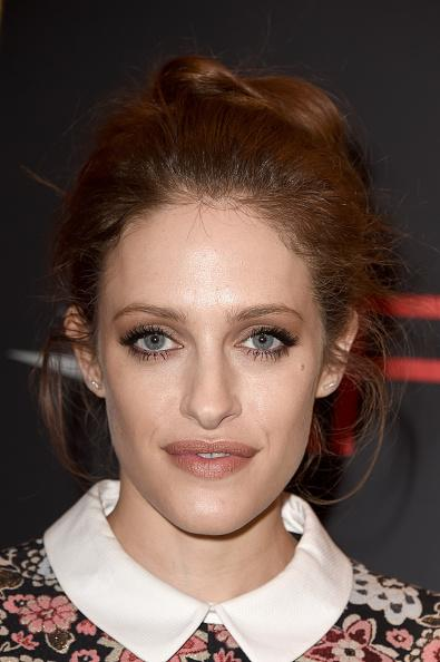 Carly Chaikin Wearing Kendra Scott