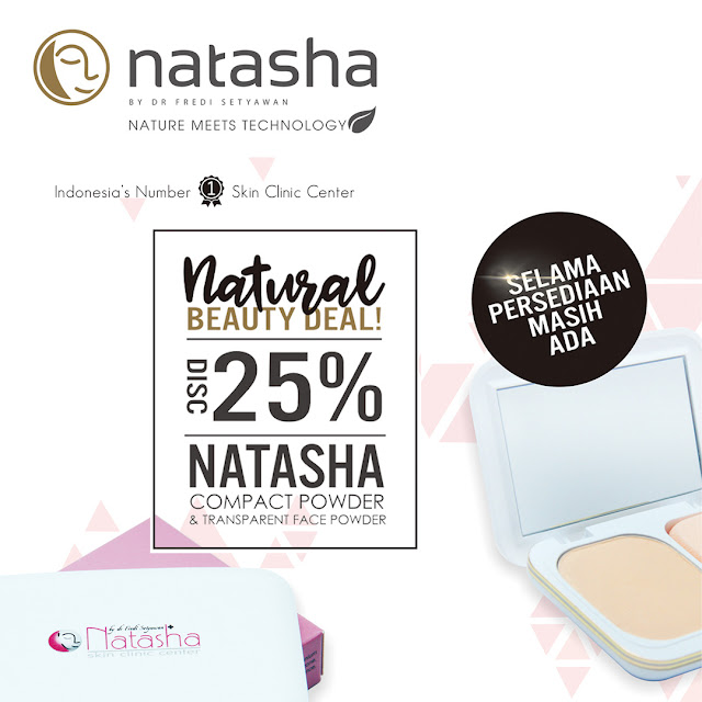 natasha compact powder