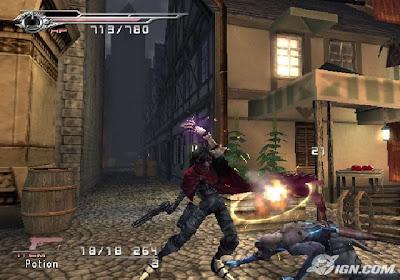 Final Fantasy VII: Dirge of Cerberus (PS2) 2006