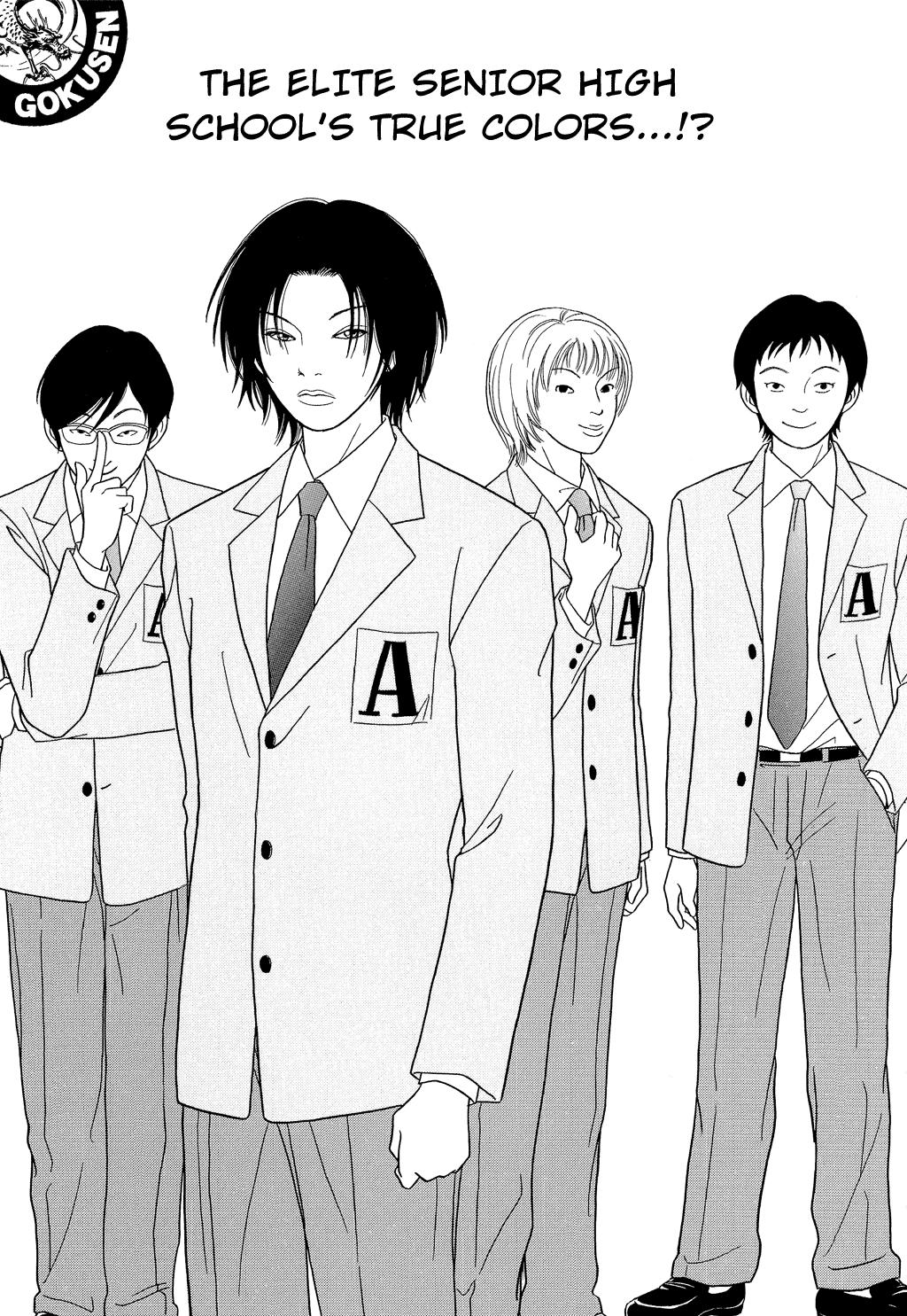 Read manga Gokusen 101 Read Online online in high quality