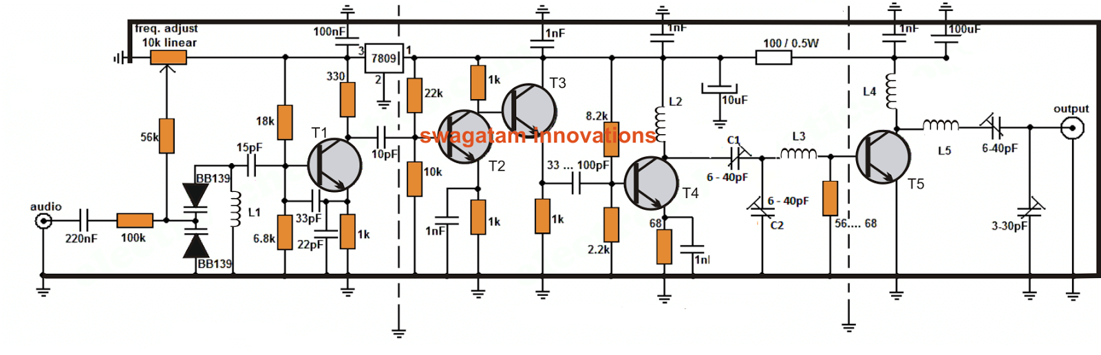 Free Circuit Diagram Electronic Adaptor Wiring For Diy Projectscircuit Schematics Diagrams And Projects Homemade Fm Transmitter Related Keywords Schematic Project Electronics