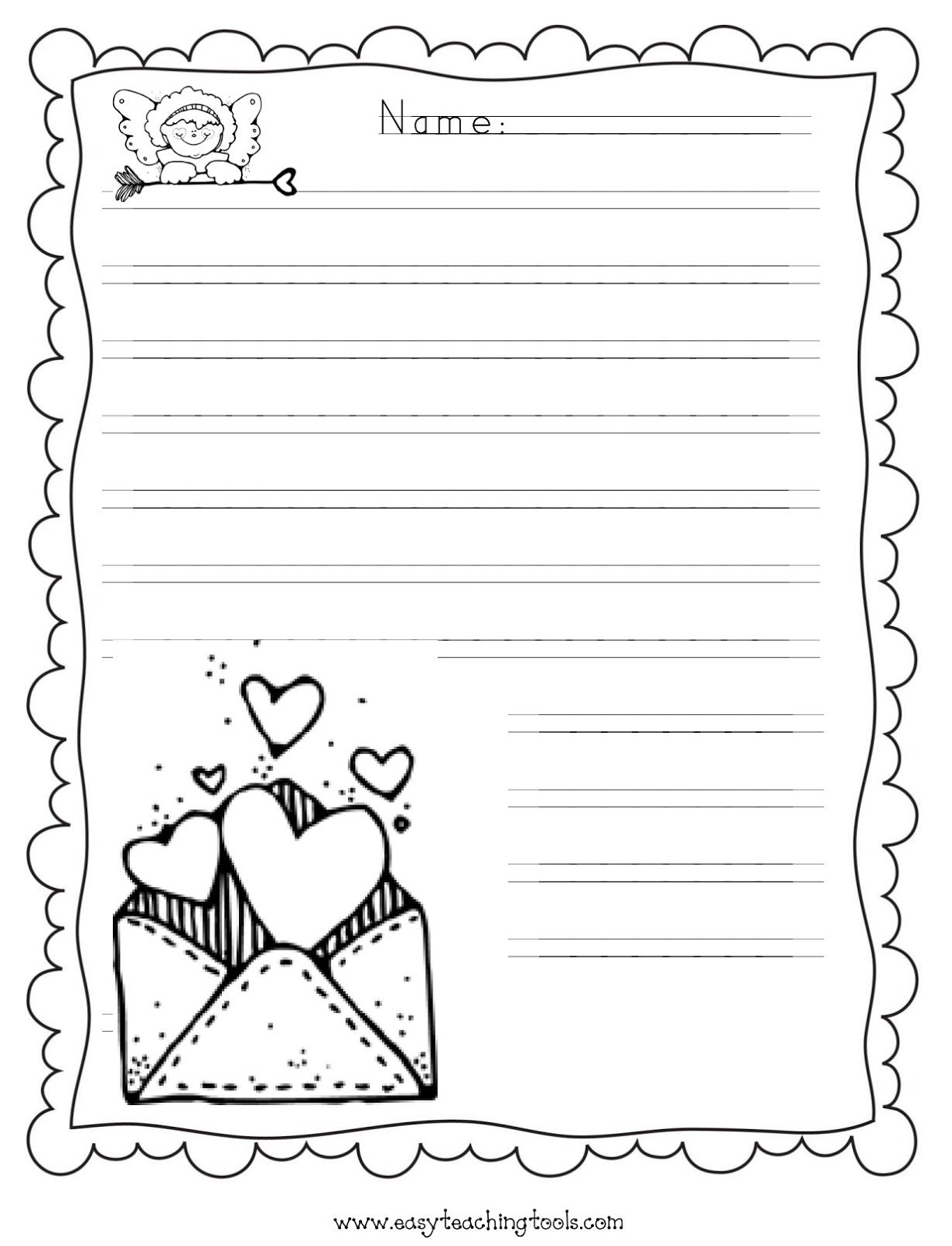 Handwriting Without Tears Letter Templates
