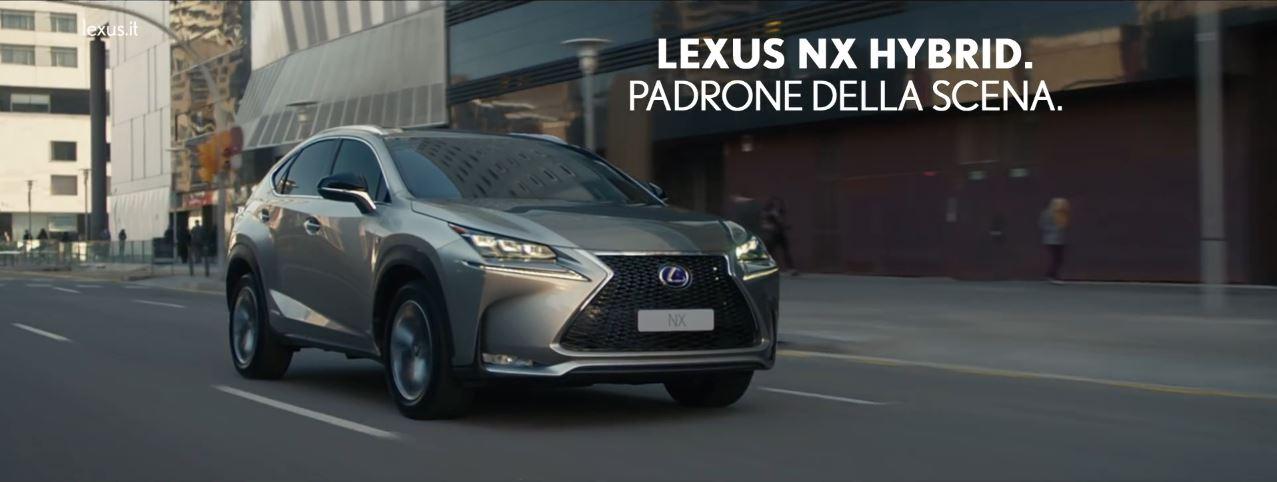 Canzone Lexus NX Hybrid ICON Pubblicità