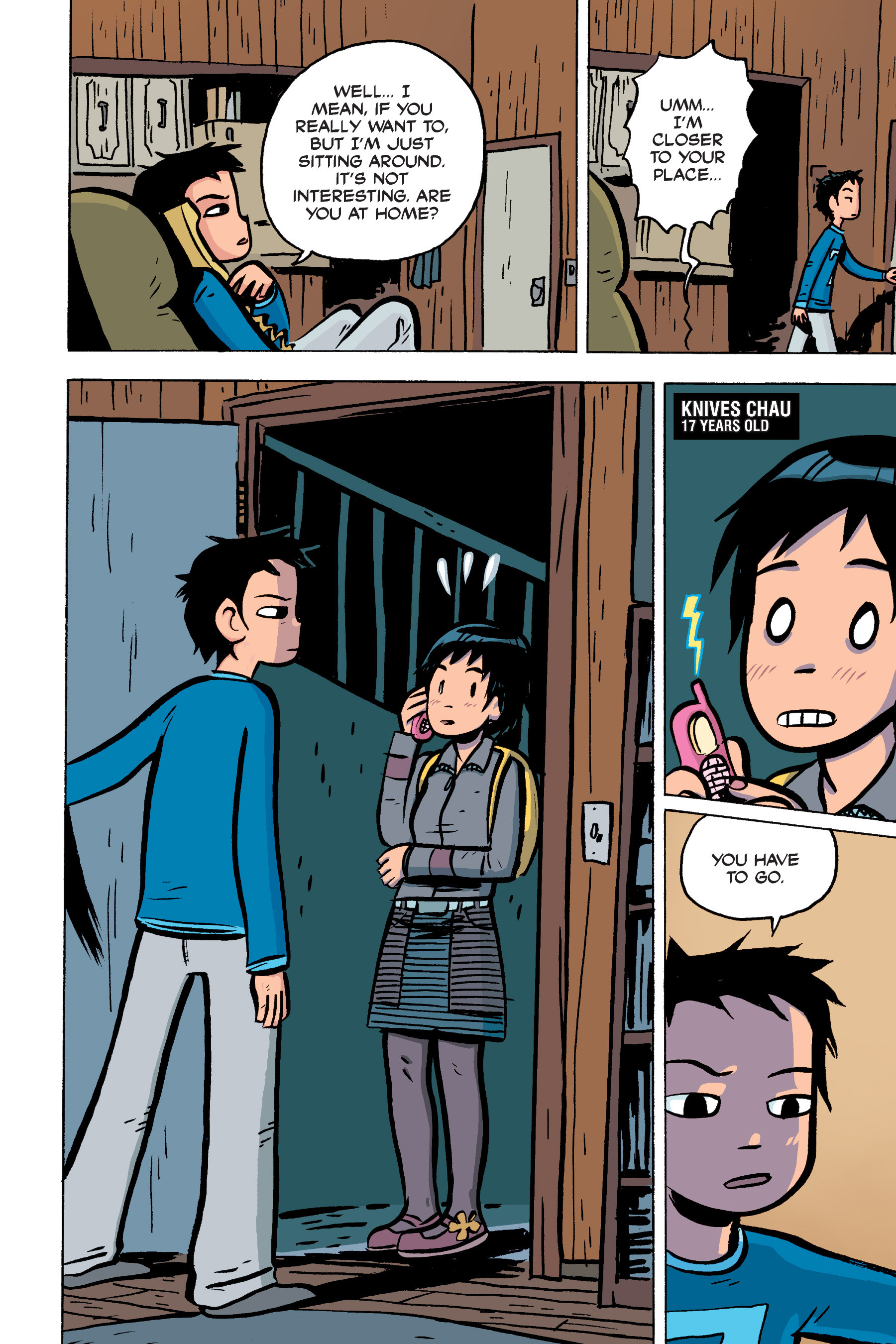 Read online Scott Pilgrim comic -  Issue #2 - 79
