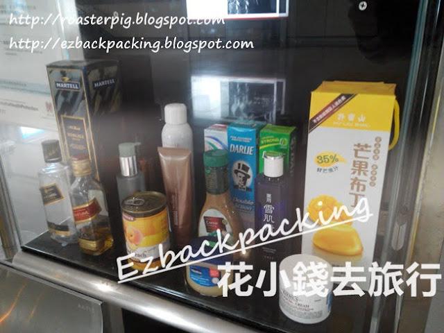 不符合香港機場行李液體限制