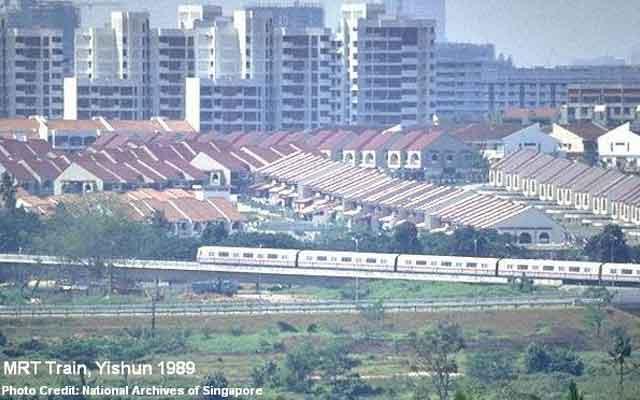 Feng Shui Singapore Mass Rapid Transit