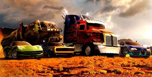 Transformers 4 - Autobotii deghizati